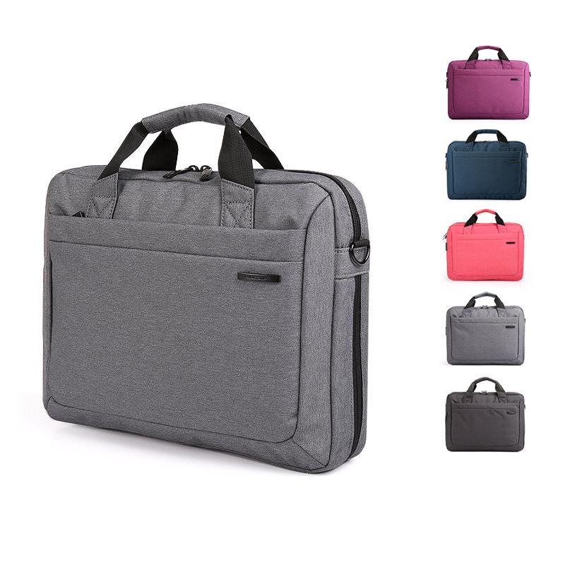 [해외]브랜드 방수 12 13.3 & 14.1 & 15.6 인치 노트북 컴퓨터 Kingsons 남자 노트북 가방 여성용 서류 가방 어깨 메신저 가방/Brand Waterproof 12 13.3& 14.1& 15.6& inch Notebook Compute