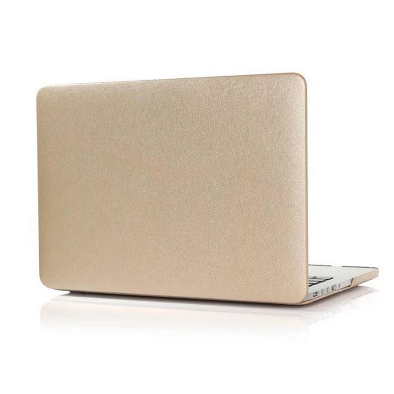 [해외]패션 MacBook Air 11 13 / Pro 13 15 / Retina 12 13 15 쉘 노트북 가방 용 양면 실크 그레인 패턴 하드 케이스/Fashion Double-sided Silk Grain Pattern Hard Case for Apple Mac