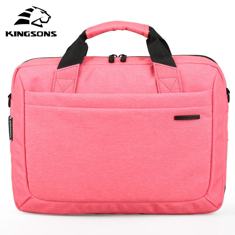 [해외]12 13 14 15 인치 컴퓨터 Bussiness 여행 남성과 여성 노트북 가방 2017에 대한 Kingsons 방수 노트북 핸드백/Kingsons Waterproof  Laptop Handbag for 12 13 14 15 Inch Computer Bussi