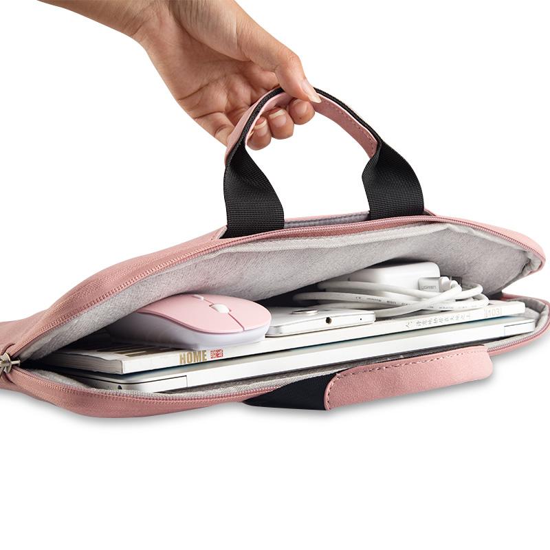 [해외]Macbook air 13 case를새 노트북 가방 13.3 macbook pro 13 case를15 인치 노트북 핸드백 Macbook 12를매트 노트북 케이스/New Laptop Bag for Macbook air 13 case 13.3 15 inch Lapt