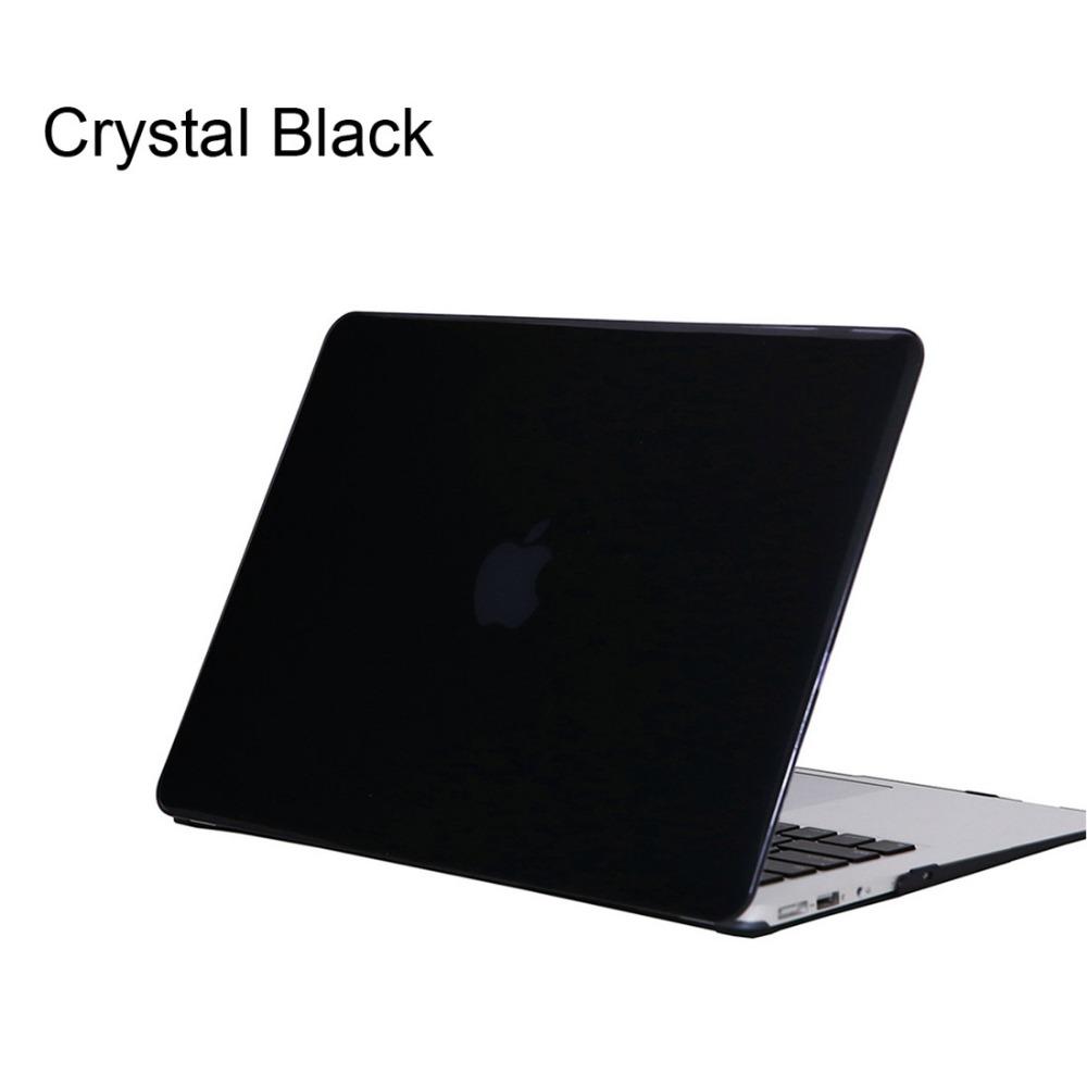 [해외]Apple MacBook Air Pro Retina 11 12 13 15 노트북 가방 coque MacBook Pro 13 15 Pouces Laptop Cases/Crystal Housing Case For Apple MacBook Air Pro Retina
