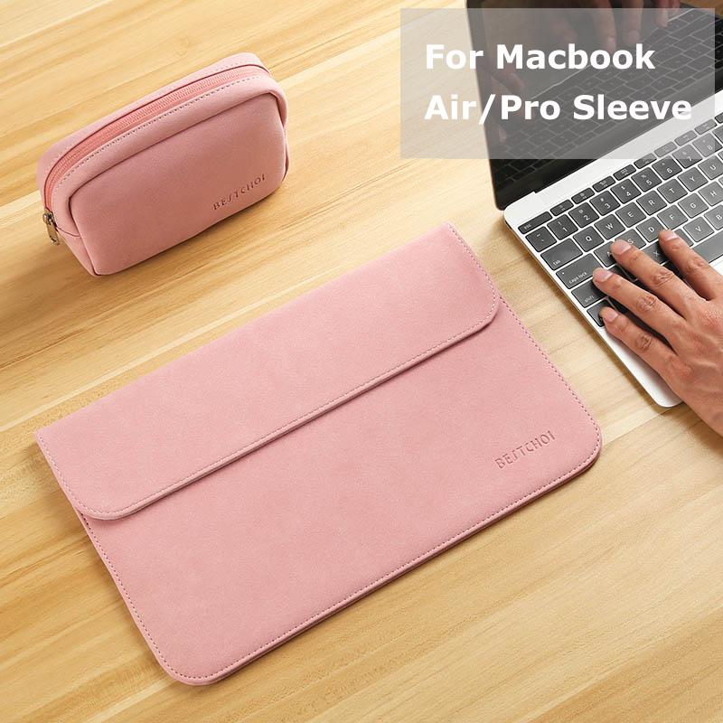 [해외]맥북 에어 13 12 프로 13 케이스 여성용 남자 남성 방수 가방에 대한 새로운 매트 노트북 가방 터치 패드 13 15 케이스 커버/New Matte Laptop Bag for Macbook Air 13 12 Pro 13 Case Sleeve Women Men