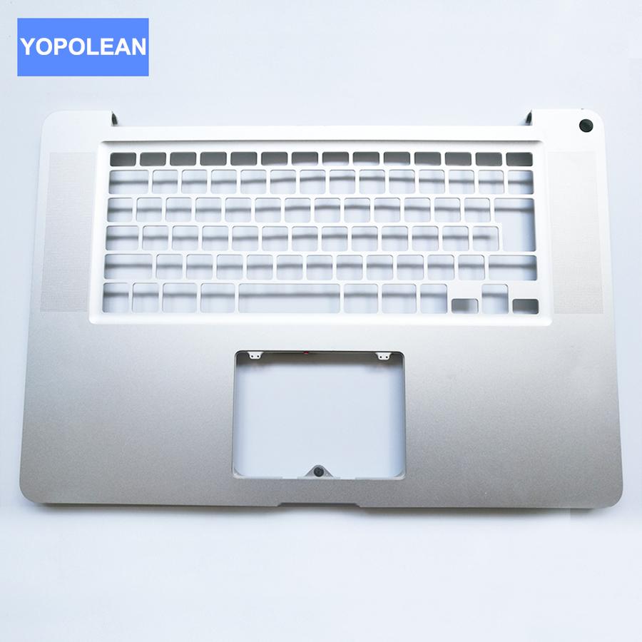 [해외]3pcs / lot Japan Topcase Palmresr 용 Macbook Pro A1286 상단 케이스 Palm rest 일본 레이아웃 MC721 MC723 2011 2012 Year/3pcs/lot Japan Topcase Palmresr For Macb