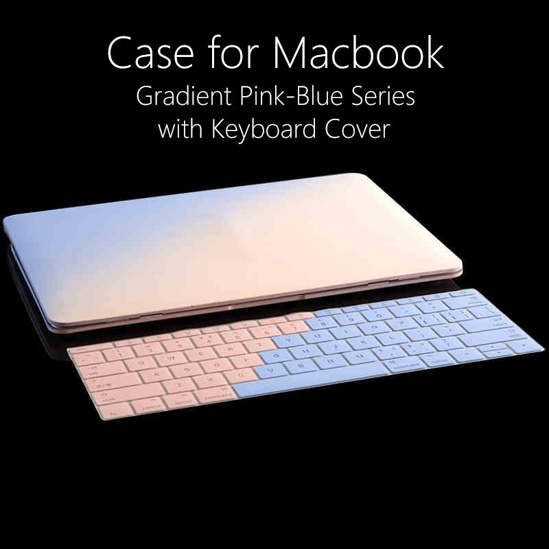 [해외]매트 하드 케이스 Macbook Pro 13 15 노트북 가방 CasesKeyboard Mac Book Air 11 13 케이스 셸/New Arrival Matte Hard Case for Macbook Pro 13 15 Laptop Bag CasesKeyboa