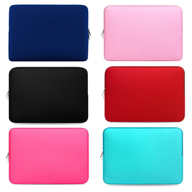 [해외]부드러운 네오프렌 노트북 노트북 라이너 슬리브 케이스 7 ~ 17 인치 IPAD 맥북 프로 공기 레티나 라이너 핸드백에 대한 컴퓨터 가방/Soft Neoprene Laptop Notebook Liner Sleeve Case Computer bag for 7 to