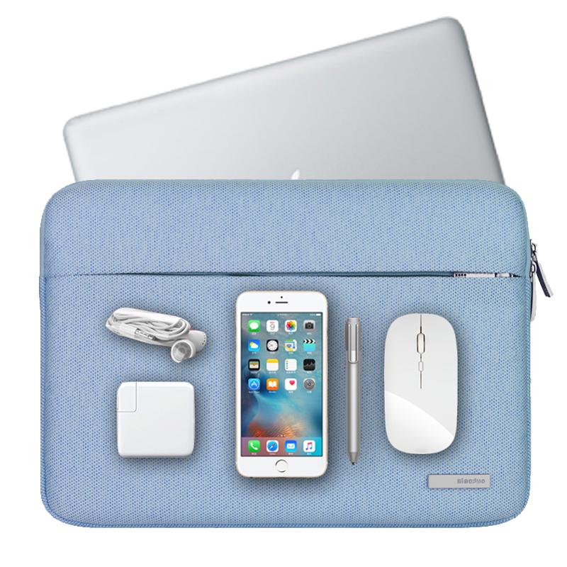 [해외]Macbook air / pro 13 laptop sleeve 용 노트북 가방 11 14 15.6 남성용 여성용 Macbook air 13 노트북 tas 용 방수 노트북 케이스/laptop bag for Macbook air/pro 13 laptop sleeve