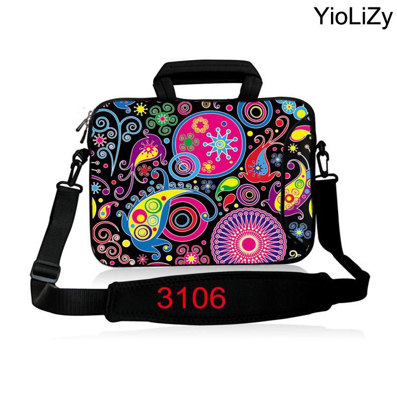 [해외]노트북 어깨 가방 태블릿 케이스 9.7 11.6 13.3 14.1 15.6 17.3 인치 노트북 슬리브 가방 Asus HP 에이서 레노버 델 SB-3016 용/Laptop shoulder Bag tablet Case 9.7 11.6 13.3 14.1 15.6 1