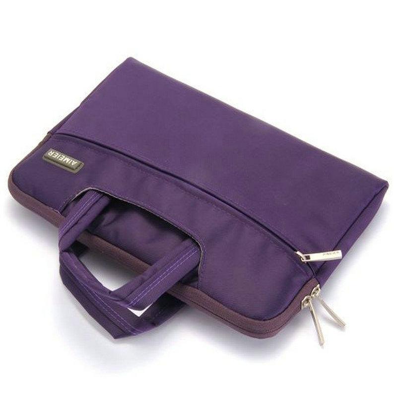 [해외]프로포즈 레티 나 11.6 & 13.3 & 15.4 & 로고가없는 소프트 지퍼 케이스 파우치 슬리브 커버 백/laptop bag business for Apple air Pro Retina 11.6& 13.3& 15.4& Soft Zippe