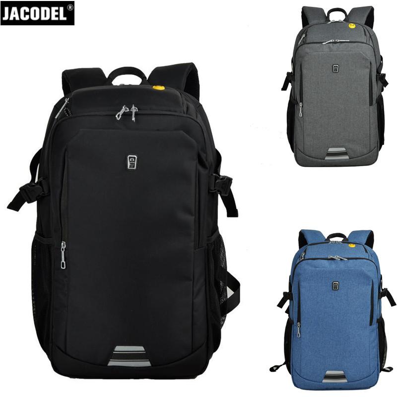 [해외]Jacodel 2017 18 & 19 & Laptop Backpack 대형 컴퓨터 배낭 가방 17 인치 노트북 가방 17.3 인치 대용량 여행 가방/Jacodel 2017 18& 19& 21& Laptop Backpack Large Computer