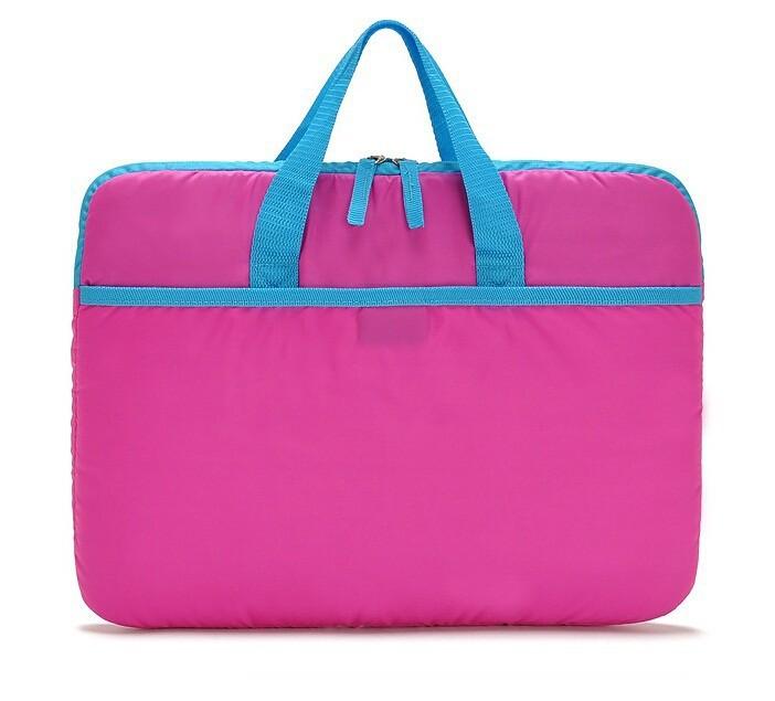 [해외]2015 Hot 유행 27.5 * 22cm 10 인치 노트북 가방 및 파일 패킷..