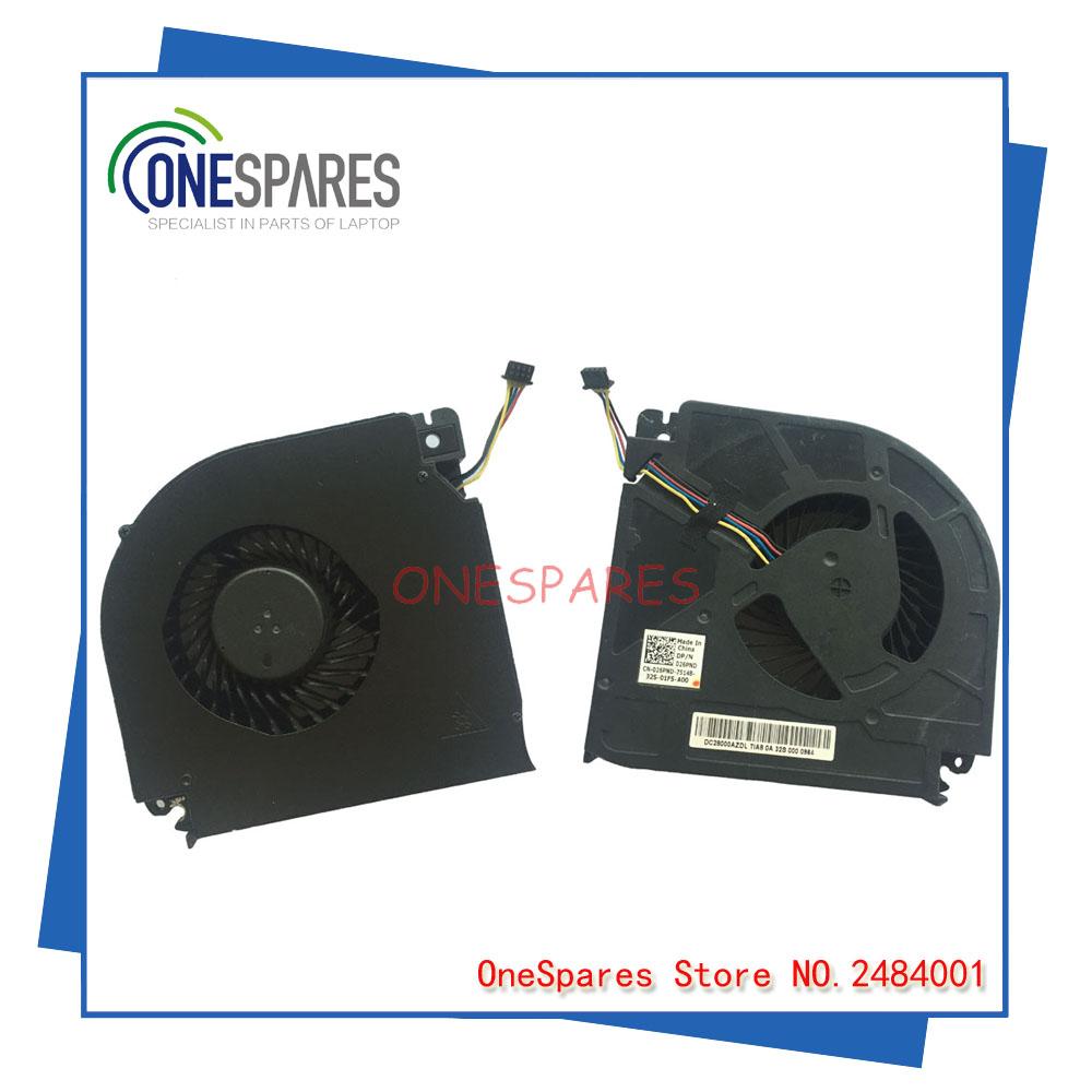 [해외]정밀 M6700 CPU 냉각 팬 026PND에 대 한 델에 대 한 원래 노트북 CN-026PND DC28000AZDL/Original Laptop For Dell For Precision M6700 CPU Cooling Fan 026PND CN-026PND DC