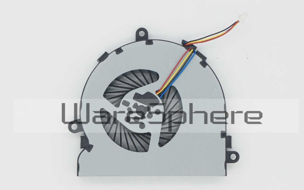 [해외]HP 15-AC 813946-001 용 새로운 CPU 냉각 팬 DC28000GAD0/NEW CPU Cooling Fan for HP 15-AC 813946-001 DC28000GAD0