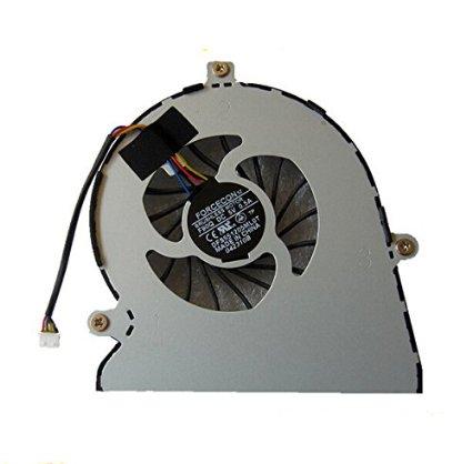 [해외]새로운 노트북 CPU 쿨러 팬 레노버 Ideapad Y560 용 Y560a Y560p P / N DFS551205ML0T 용 F90Q MG75070V1-C000-S99 /New Laptop CPU Cooling Cooler Fan for Lenovo Ideapa