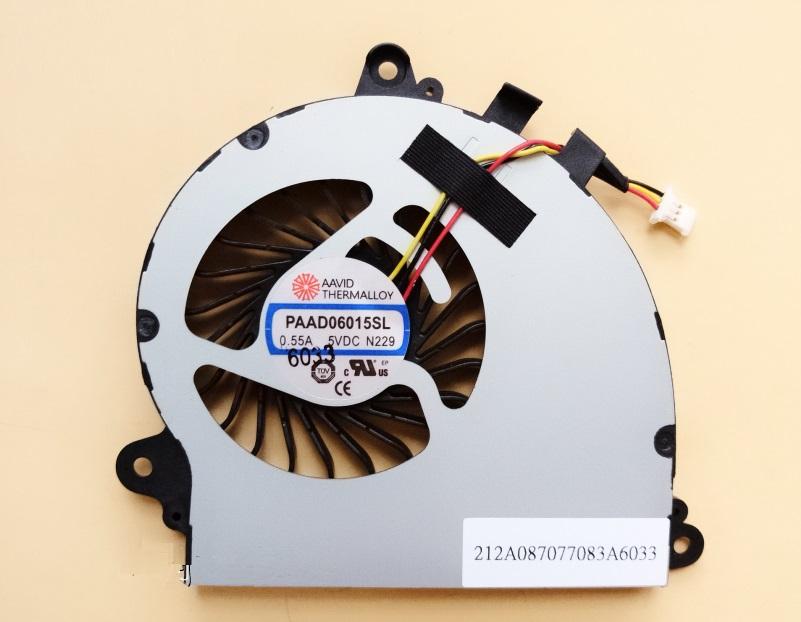 [해외]SSEA MSI GS70 GS72 MS-1771 MS-1773 CPU 팬용 새 CPU 냉각 팬 PAAD06015SL N229/SSEA New CPU Cooling Fan for MSI GS70 GS72 MS-1771 MS-1773 CPU Fan PAAD06015