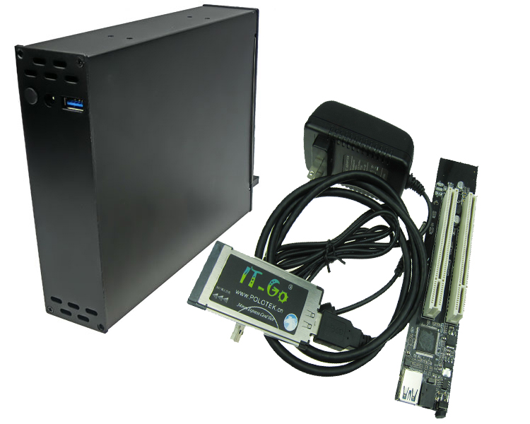 [해외]PCI 사운드 카드 직렬 병렬 카드 2 PCI 32 비트 슬롯 어댑터 익스프레스 카드 라이저 카드에 노트북 익스프레스 카드 34mm의 54mm/Laptop Expresscard 34mm 54mm To 2 PCI 32bit slots adapter Express