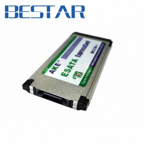 [해외]숨기기 유형 내부 ESATA 인터페이스 Express 카드 익스프레스의 latop 노트북 34mm 포트 AKE/ESATA Interface Express Card ExpressCard Latop Notebook 34mm port AKE inside hide ty