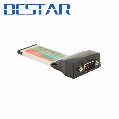 [해외]RS232 인터페이스 Express 카드 RS232 34mm의 latop 노트북 34mm 포트 직렬 포트 DB 9 핀 여성/RS232 Interface Express Card RS232 34 mm Latop Notebook 34mm port Serial Port
