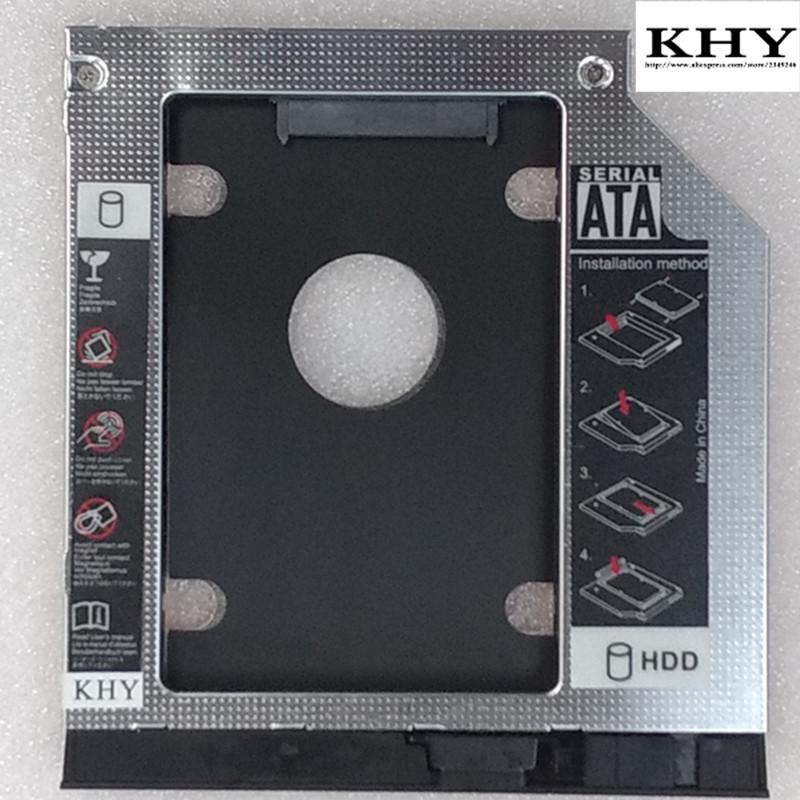 [해외]Lenovo V110-14 V300-14 V310-14 V310-14ISK 용 새로운 2 차 HDD 캐디 9.0mm 2.5 및 SATA 3.0 SSD/New 2nd HDD Caddy 9.0mm 2.5& SATA 3.0 SSD for Lenovo V110-14 V