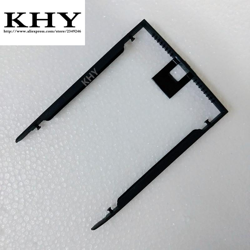 [해외]기존 7mm 2.5 HDD 프레임 SSD 하드 디스크 드라이브 HDD 캐디 브래킷 (ThinkPad P50 P70 P51 P71 E460 E470 노트북)/Original 7mm 2.5 HDD Frame SSD  Hard Disk Drive HDD Caddy B