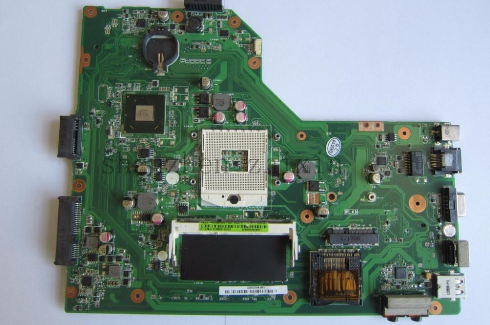 [해외]아수스 K54C X54C에 대한 노트북 마더 보드 REV2.1 PGA9894G RAM DDR3 전체 테스트/the laptop motherboard for Asus K54C X54C REV2.1 PGA9894G RAM DDR3 Full test