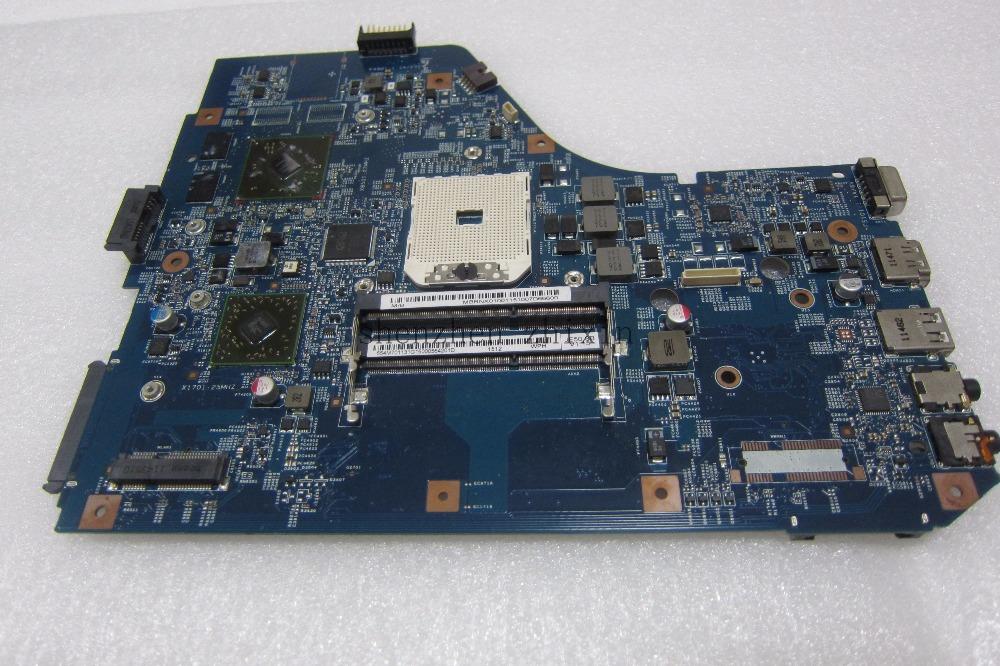 [해외]ACER의 경우 5560 5560G 노트북 마더 보드 48.4M702.01M MB.RNX01001 JE50 SB MB 소켓 fs1 DDR3 ATI HD 6470M/For ACER aspire 5560 5560G Laptop motherboard 48.4M702.