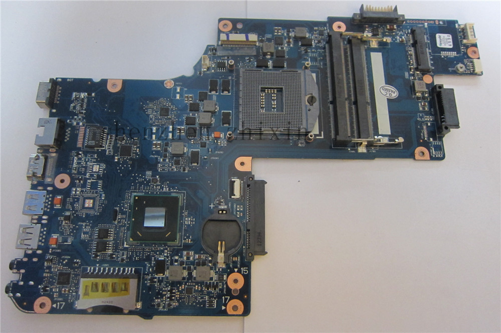 [해외], 노트북 마더 보드 도시바 C850 L850 L855 H000052590 HM77 HD4000 DDR3 보증 90 일/Free shipping,The laptop motherboard for Toshiba C850 L850 L855 H000052590 HM77