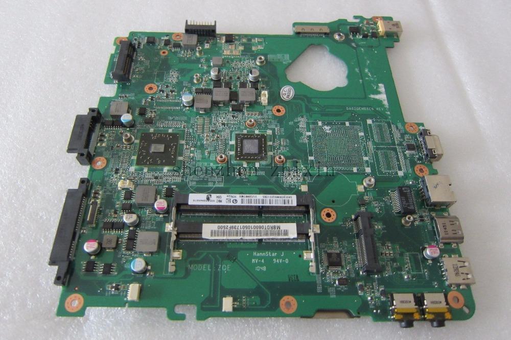 [해외]에이서의 열망에 대한 4253 노트북 마더 보드 MBRDT06001AMD CPU를 통합 전체 테스트/For acer aspire 4253  Laptop motherboard MBRDT06001AMD CPU Integrated full test