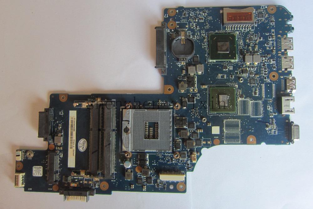 [해외]도시바 위성 C50 C55 노트북 마더 보드 H000062020 GT710 DDR3 전체 테스트/For Toshiba satellite C50 C55 laptop motherboard H000062020 GT710 DDR3 Full Test