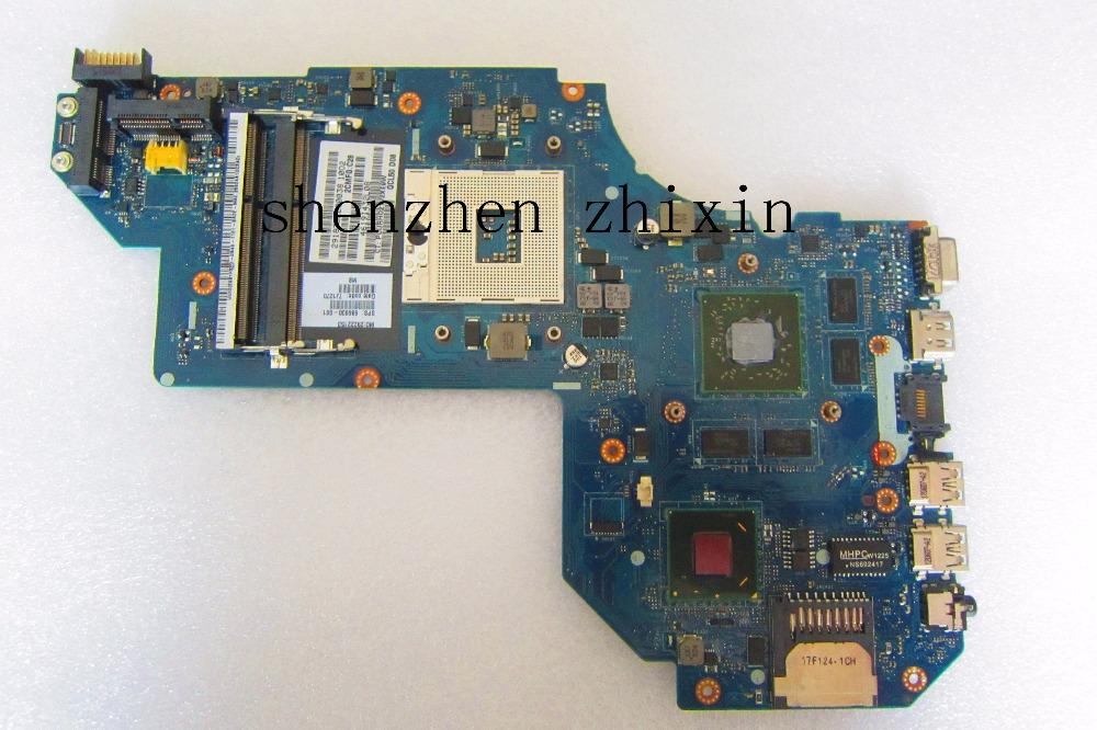 [해외]QCL50 LA-8711P 698397-601 노트북 마더 보드 HP Envy M6 M6-1000 ATI HD 7670M 2GB 그래픽/The Laptop Motherboard For QCL50 LA-8711P 698397-601 HP Envy M6 M6-100