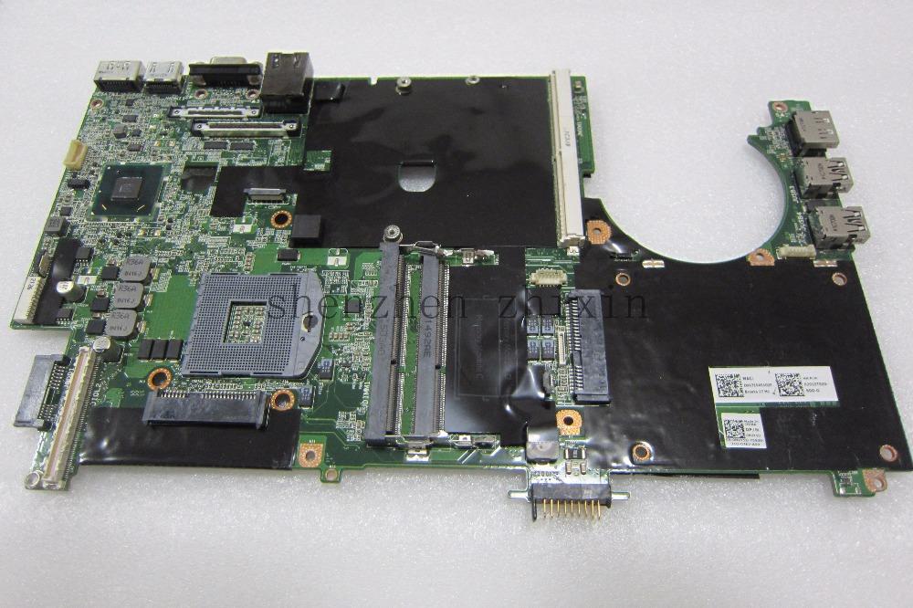 [해외]M6600 마더 보드 0NVY5D CN-0NVY5D 그래픽 슬롯 노트북 마더 보드 테스트 양호/The laptop motherboard for M6600 motherboard 0NVY5D CN-0NVY5Dgraphic slot Test good