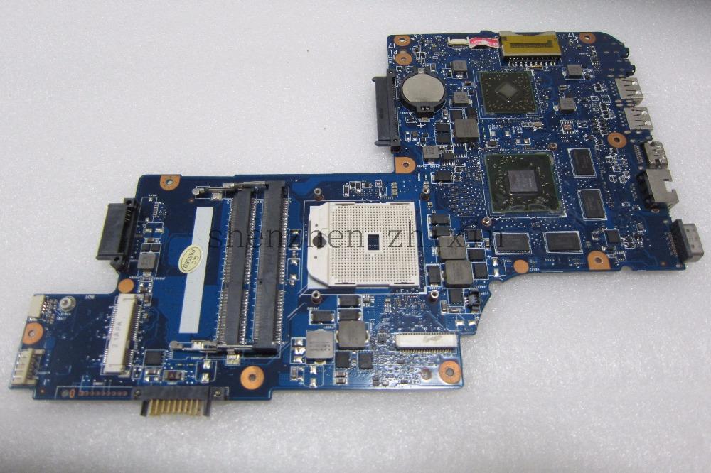 [해외]도시바 C855 C855D에 대한 노트북 마더 보드 L850D C850 H000051780 소켓 fs1 DDR3ATI HD7670 전체 테스트/The laptop motherboard for Toshiba C855 C855D L850D C850 H00005178