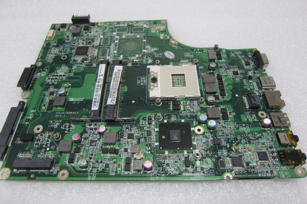 [해외]Acer aspire 5745 5745G 노트북 마더 보드 MBPTG06001 PGA989 통합 GMA HD DDR3 전체 테스트/For Acer aspire 5745 5745G Laptop motherboard MBPTG06001 PGA989 Integtate