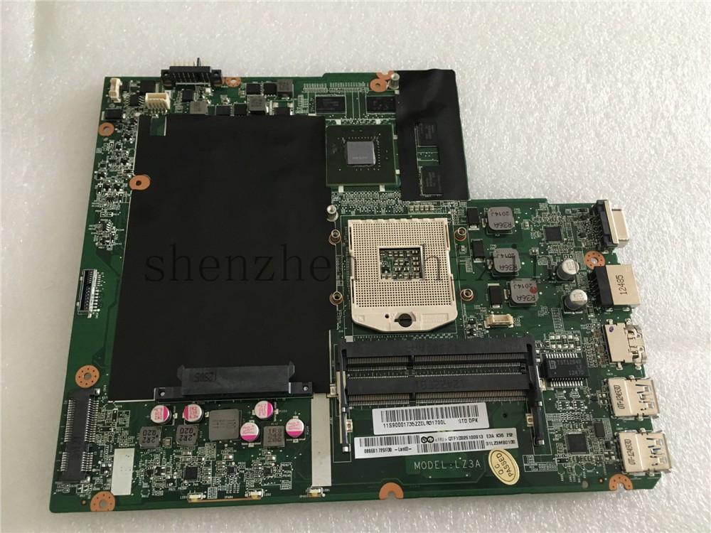 [해외]lenovo Z580 노트북 마더 보드 PGA989 HM76 DALZ3AMB8E0 DDR3 그래픽 카드 전체 테스트/For lenovo Z580 Laptopm motherboard PGA989 HM76 DALZ3AMB8E0 DDR3graphic card full