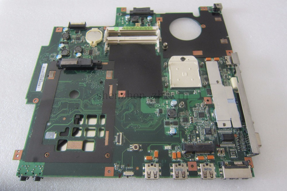 [해외]ASUS F5N 노트북 마더 보드 STOCKET S1 테스트를 위해,/For ASUS F5N Laptop motherboard STOCKET S1 Test good ,