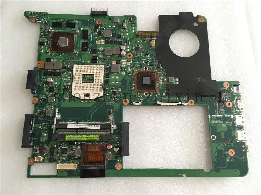 [해외]ASUS N76V N76VM N76VJ N76VZ 노트북 마더 보드 REV.2.2 PGA989graphic 전체 테스트/For ASUS N76V N76VM N76VJ N76VZ Laptop motherboard REV.2.2 PGA989graphic full t