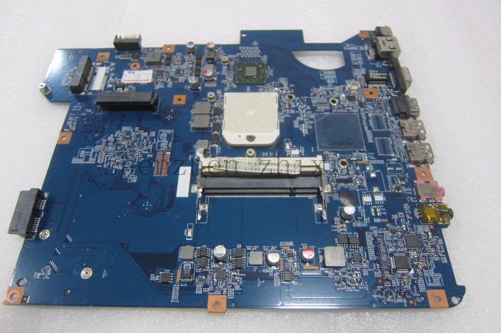 [해외]GETEWAY NV53 노트북 마더 보드 용 MBWGH01001 JV50-TR 48.4FM01.011 DDR2 통합 STOCKET S1 전체 테스트/For GETEWAY NV53 Laptop motherboard MBWGH01001 JV50-TR 48.4FM01
