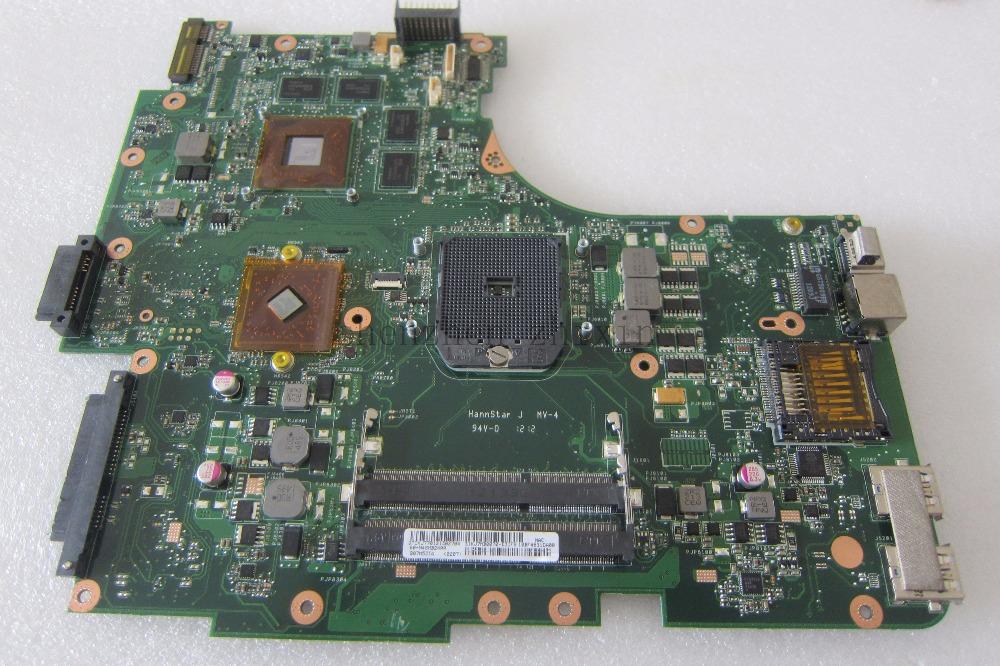 [해외]ASUS N53TA N53TK N53T 노트북 마더 보드 REV.2.0 전체 테스트/For ASUS N53TA N53TK N53T Laptop motherboard REV.2.0 Full test