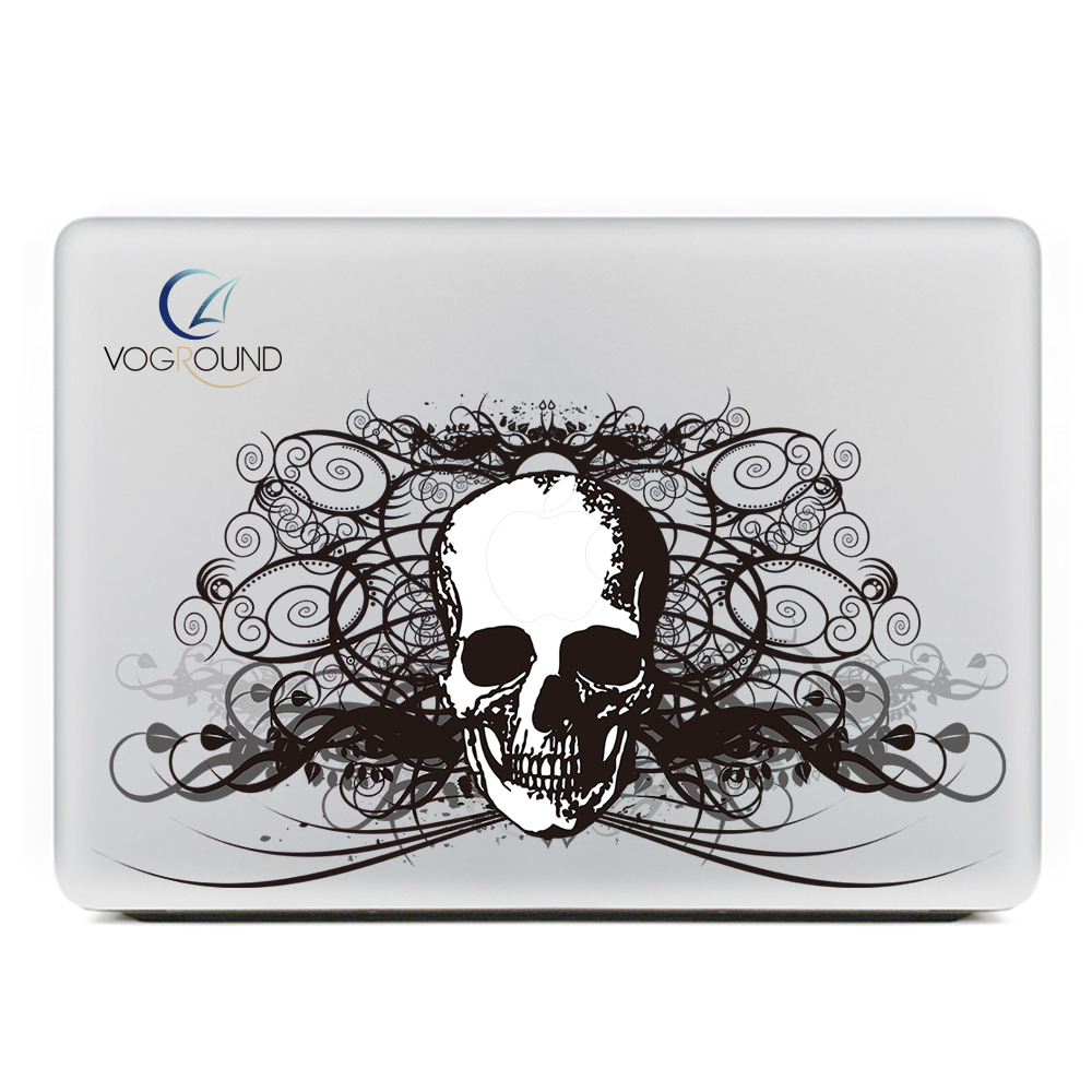 [해외]NEW Halloween Scary Skull Skeleton 07 스킨 스티커 데칼 애플 용 macbook Air Pro Retina 11 12 13 15 노트북 Mac 용 13.3 인치/NEW Halloween Scary Skull Skeleton 07 Sk