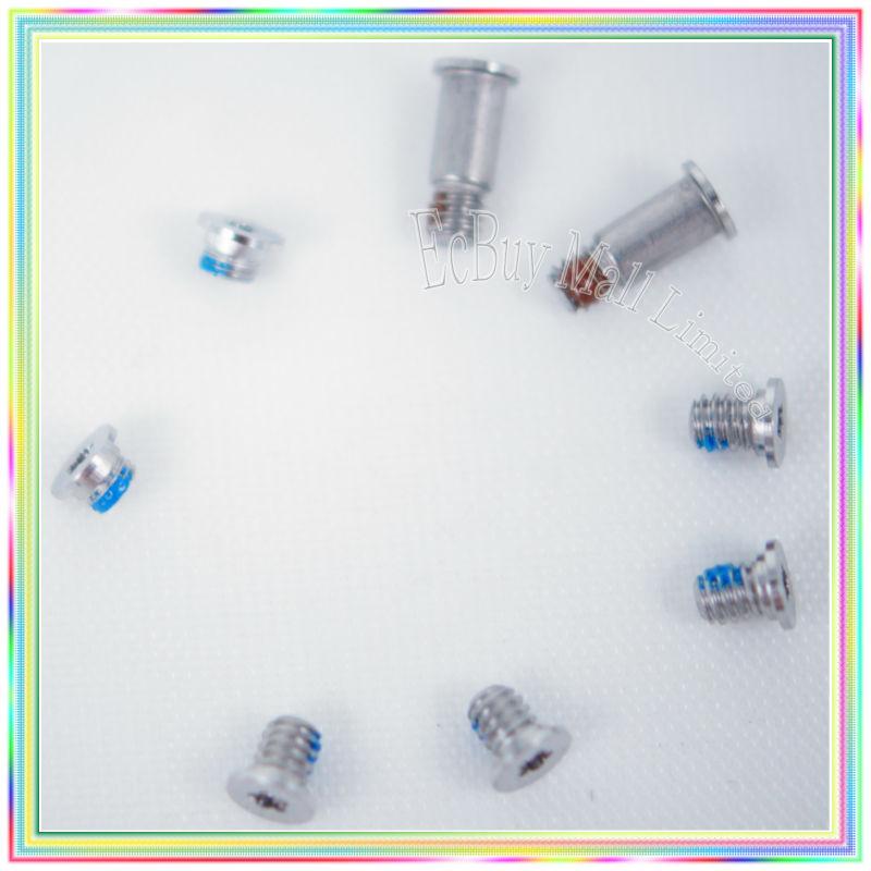 [해외]12 맥북 A1534의 8 개까지 / 부지에 대한 브랜드의 새로운 실버 하단 케이스 나사/Brand New Silver Bottom Case Screws For 12& Macbook A1534 8pcs/Lot