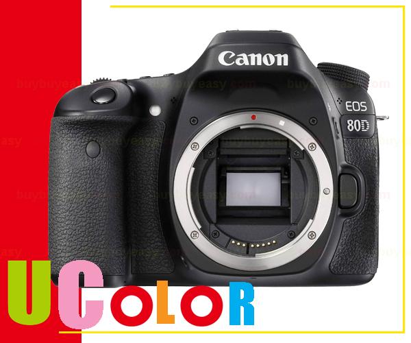 [해외]새로운 Canon EOS 80D HD Wi-Fi 디지털 SLR 카메라/New Canon EOS 80D HD Wi-Fi Digital SLR Camera