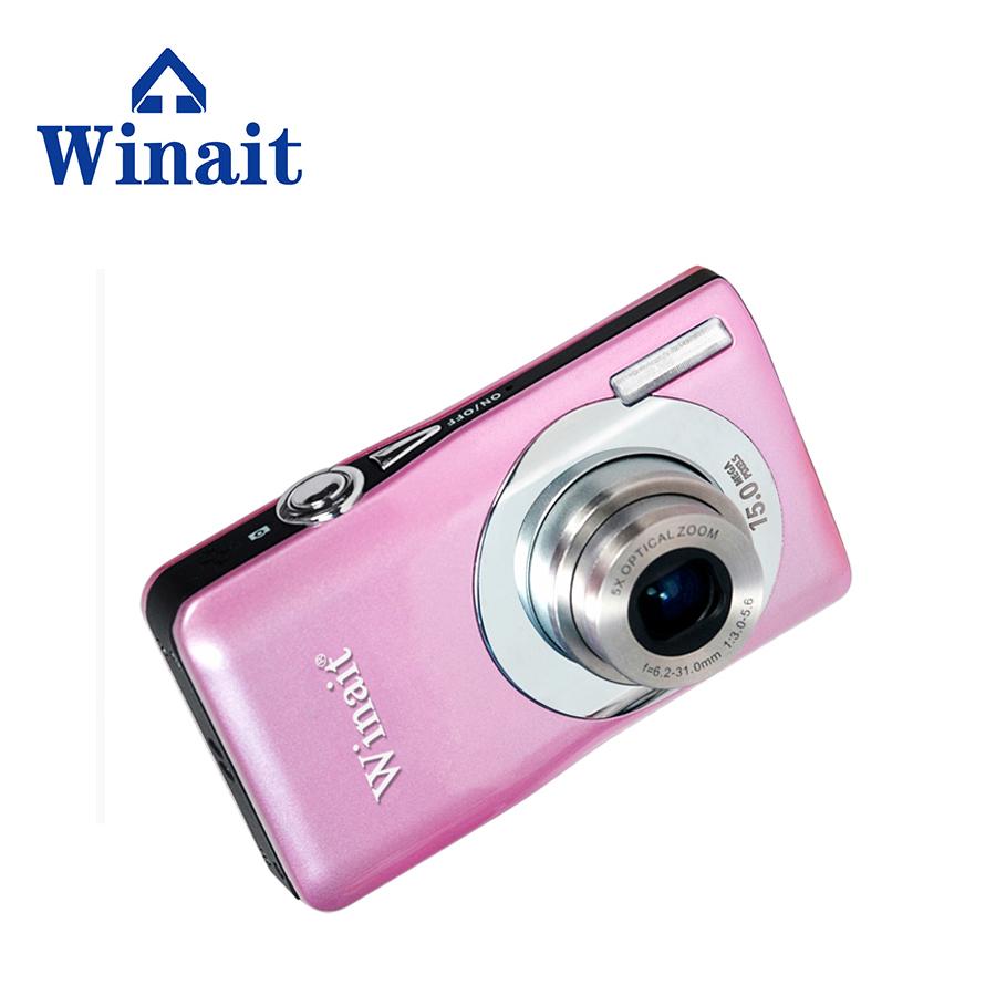 [해외]디지털 카메라 5 x 광학 줌 카메라 Winait 2017 핫 세일 카메라 Digital2.7 && TFT 디스플레이/Digital Camera 5 x Optical zoom Camera Winait 2017 hot sell Camera Digit