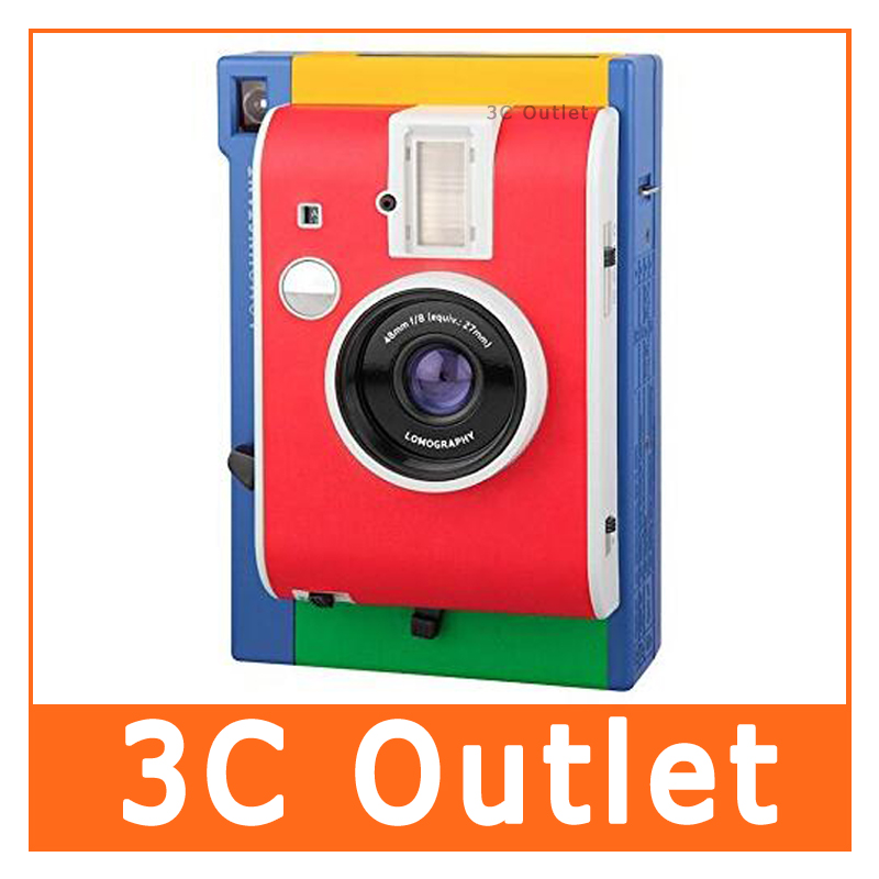 [해외]로모 그래피 & Instant Murano 판 li100s17 즉석 필름 카메라/Lomography Lomo&Instant Murano Edition li100s17 Instant Film Camera