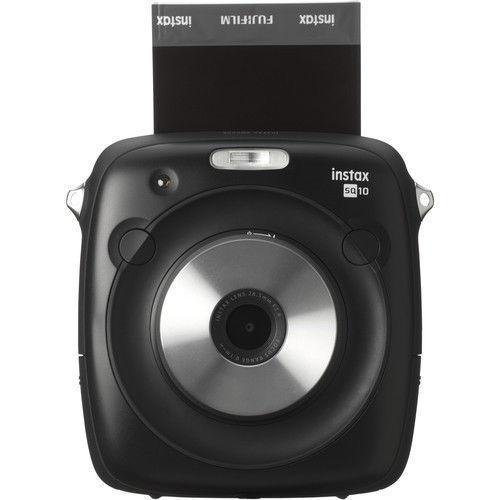 [해외]2017 100 %  후지 필름 Instax 스퀘어 SQ10 하이브리드 인스턴트 핌 사진 카메라 블랙 컬러/2017 New Arrival 100% Genuine Fujifilm Instax SQUARE SQ10 Hybrid Instant Fim Photo Cam