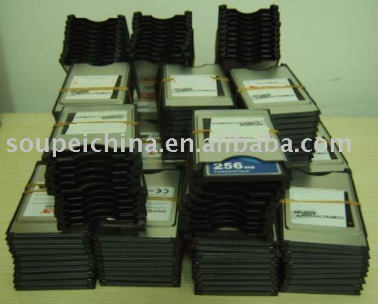 [해외]PCMCIA CF 어댑터 카드 판독기으로 PCMCIA로 CF/PCMCIA CF Adapter Card Reader Pcmcia To CF