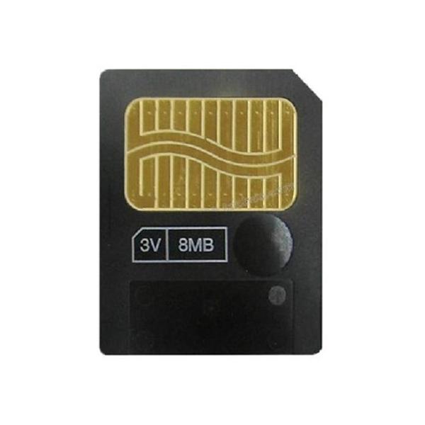 [해외]플래시 메모리 카드 (SM) 카드 8메가바이트 스마트 미디어/Flash Memory card SM Card 8MB Smart Media