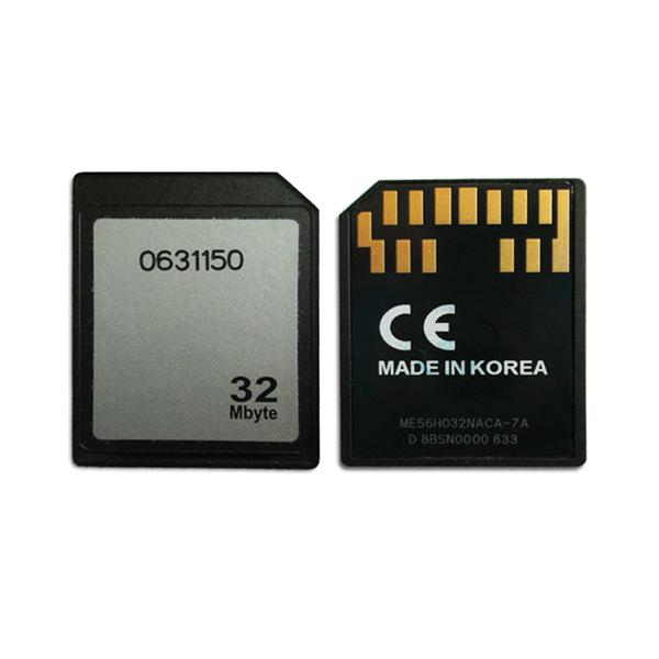 [해외]32메가바이트 멀티 미디어 카드 13pin의 MMC 카드/32MB Multi Media Card 13pin MMC Card