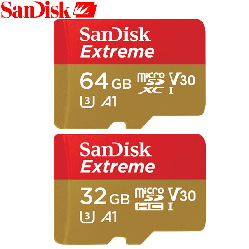 [해외]100 % 독창적 인 Sandisk Micro SD 카드 90Mb / s16gb 32GB 64GB Smartphone / Tablet 용 Original Class10 32GB 메모리 카드/100% original Sandisk Micro SD card 90Mb