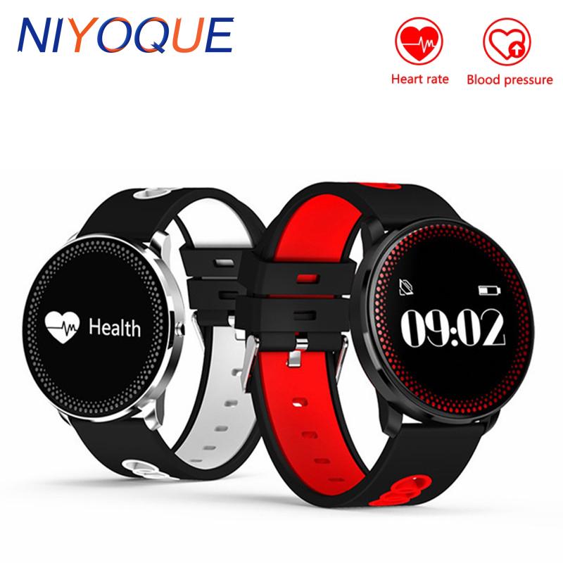 [해외]새로운 스마트 팔찌 CF007 스마트 밴드 심장 박동 혈압계 혈압계 피트니스 팔찌 활동 추적기 마트 팔찌/New Smart Wristband CF007 Smart band Heart Rate Blood Pressure Passometer Fitness Brace