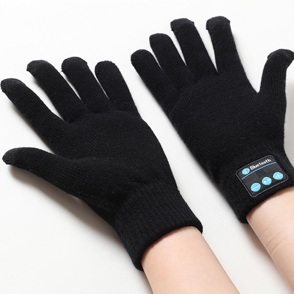 [해외]??뜨거운 야외 장갑 무선 블루투스 스피커 겨울 따뜻한 장갑 지원 핸즈프리 전화 Mp3 플레이 화면 터치 모바일 폰에 대 한/  Hot Outdoor Gloves Wireless Bluetooth speaker Winter Warm Gloves Support H