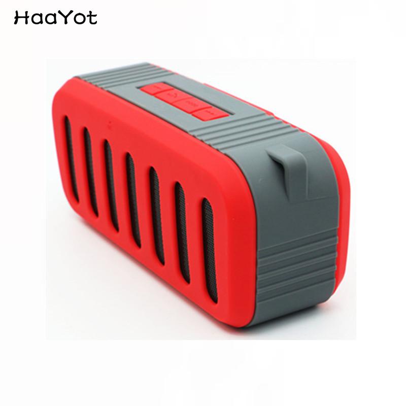[해외]HAAYOT 지프 랭글러 휴대용 블루투스 핸즈프리 스피커 저음 HIFI 스테레오 듀얼 뿔 방수 서브 우퍼 지원 TF FM AUX USB/HAAYOT Jeep Wrangler Portable Bluetooth Handsfree Speaker Bass HIFI St